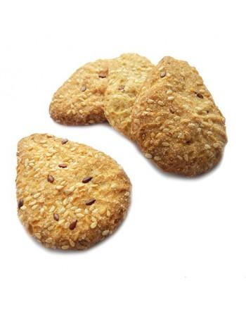 """Печиво пісочне """"З кунжутом"""""""