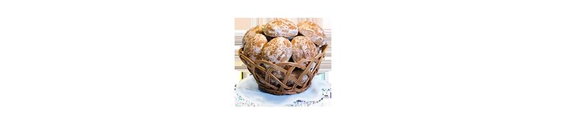Gingerbread - flour confection